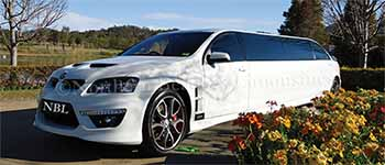 HSV Limousines for hire
