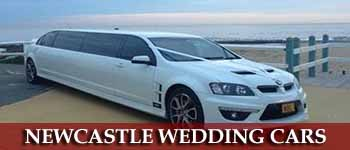 Newcastle Wedding Cars & Limousine Hire