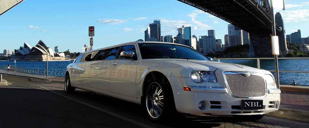 Sydney limousines for hire