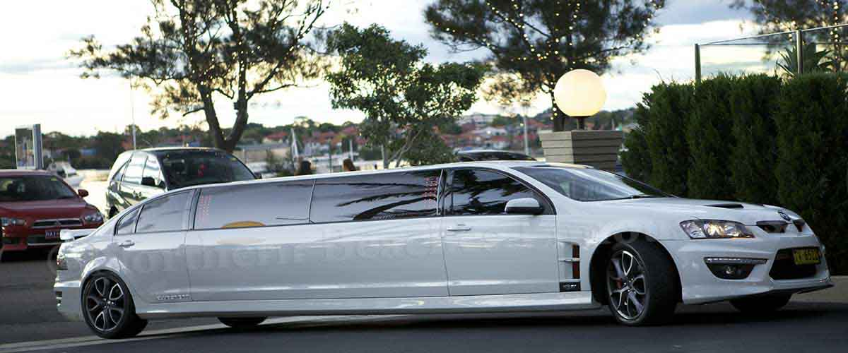 Central Coast Limousines for Hire